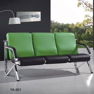 厂价直销质量好价格合理的采用金属框架休闲沙发椅皮艺沙发