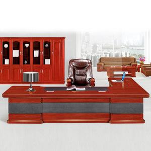 6up扑克之星充值厂家批发办公室工程配套,大班台,总裁台,HT-3251老板桌