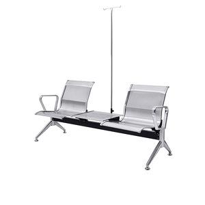 6up扑克之星充值家具 A03-1G 不锈钢排椅 等候椅 厂家直销 欢迎购买
