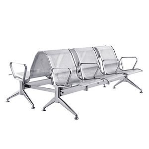 厂家批发优质不锈钢机场椅 不锈钢候诊椅连排公共椅 不锈钢连排椅