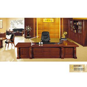 6up扑克之星充值厂家批发家具办公桌,老板办公桌,总裁台6636#,大班台