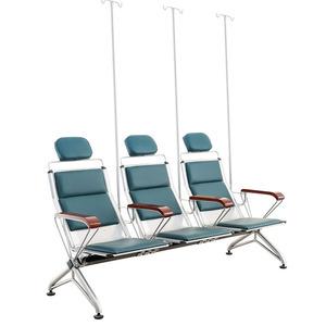 医用输液椅 三人位医用输液椅 输液排椅 吊滴椅 厂家直销D03M