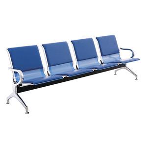 批发定制等候排椅 不锈钢机场椅排椅 车站机场等候椅不锈钢连排椅