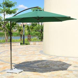 厂家直销保安亭遮阳伞大型户外太阳伞 别墅花园酒店 香蕉伞