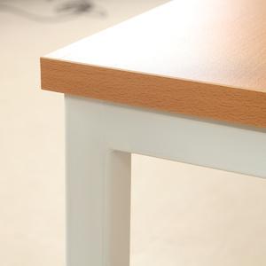 会议桌 钢脚 实木长桌 洽谈桌 办公桌 职员桌 简约现代 现货特价