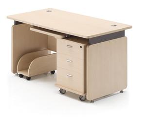 成都办公家具时尚创意简约会议桌板式现代组合培训桌洽谈桌接待台
