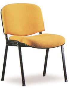 成都办公家具办公职员椅会议会客椅转椅弓形固定椅多色可选