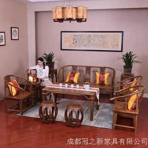 实木沙发-实木家具