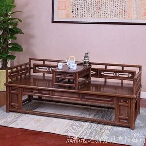 藏式家具-仿古卧室家具