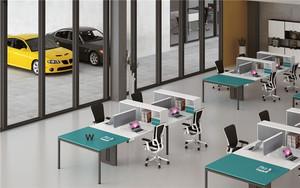 组合式办公桌