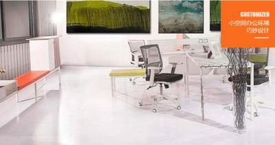 办公家具-新款大班台主管桌-老板桌-简约现代办公桌椅组合